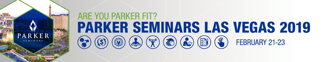 Parker Seminars Las Vegas 2019